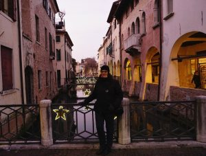 Me at the Buranelli
