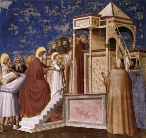 Presentation at the temple in Padova