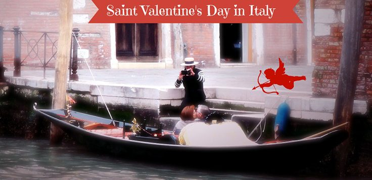 Saint Valentine's day in Italy