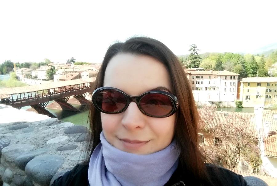 Me in Bassano del Grappa
