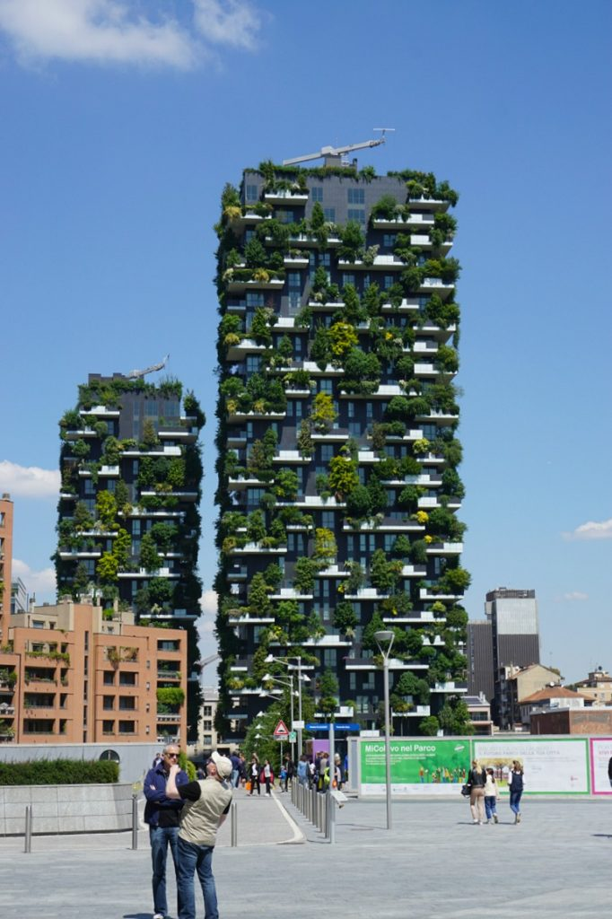 Vertical Forest Milano Milanoinverticale