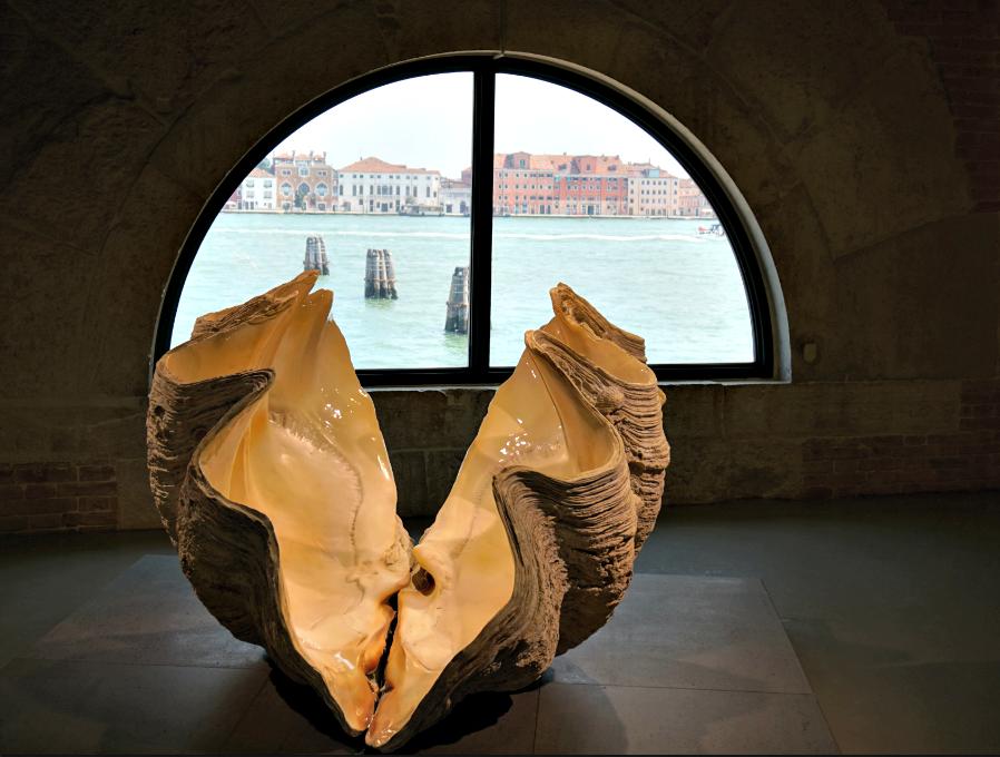 Damien Hirst Exhibition in Venice