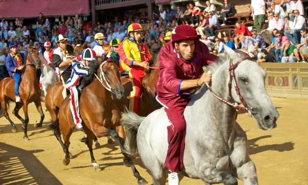 Siena Palio Facts @wikimedia