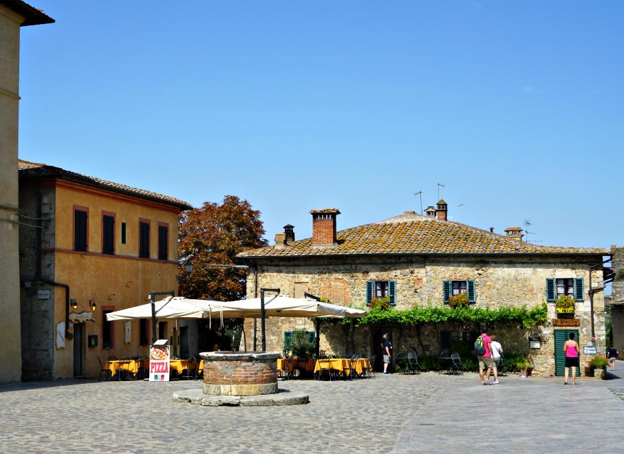 Main Piazza