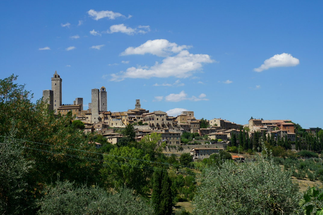 San Gimignano view, Things to do in San Gimignano