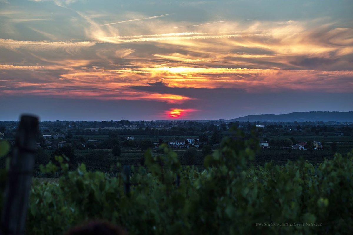 Sunset, photo by Valentina Gallimberti Ballarin