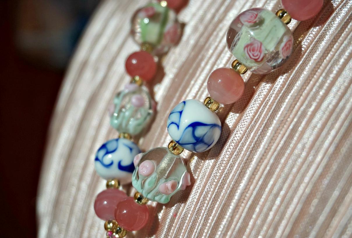 Alessia Fuga's beads