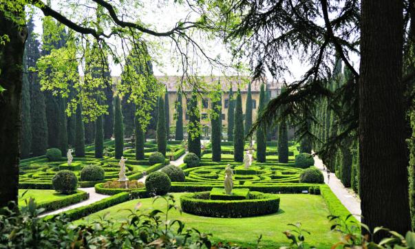 Giusti Garden