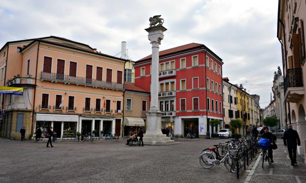 Piazza Vittorio Emanuele II Rovigo