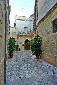 Wandering in Lecce