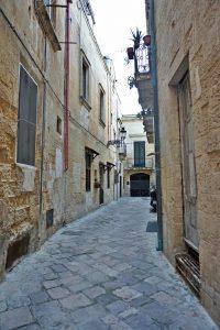 Lecce alley