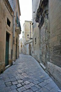 Lecce street