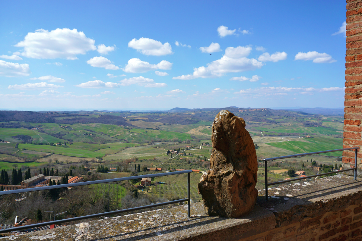 View from Cantina de' Ricci