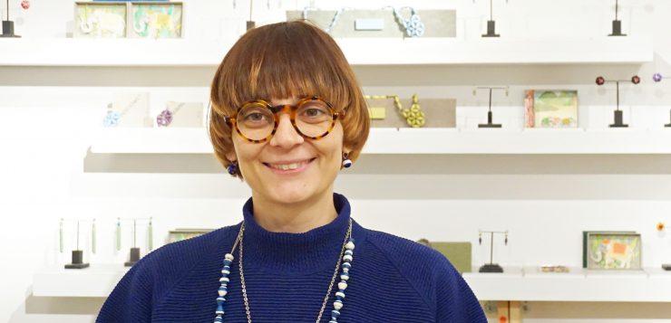 Paper Owl owner Stefania