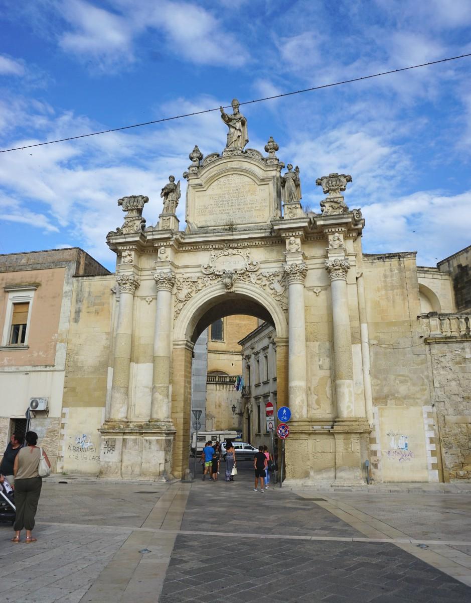 Porta Rudiae Lecce