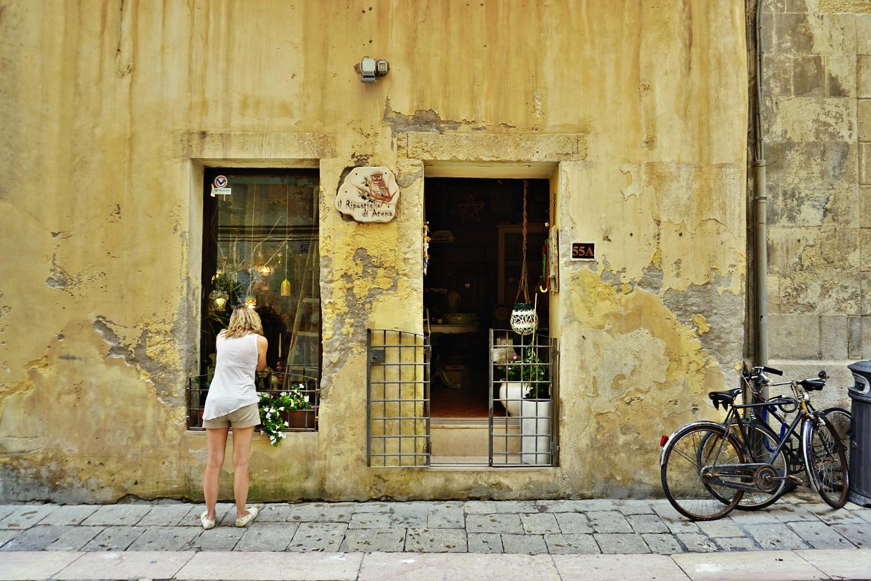 Il ripostiglio di Atena Lecce