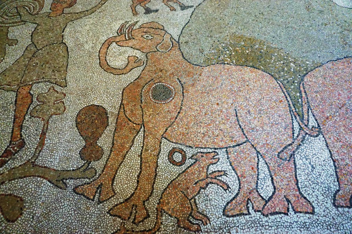 Otranto cathedral mosaic