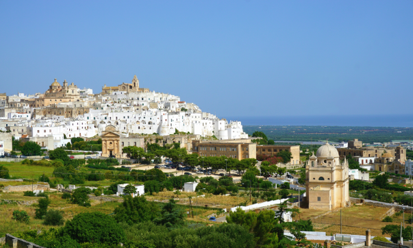 What to see in Ostuni