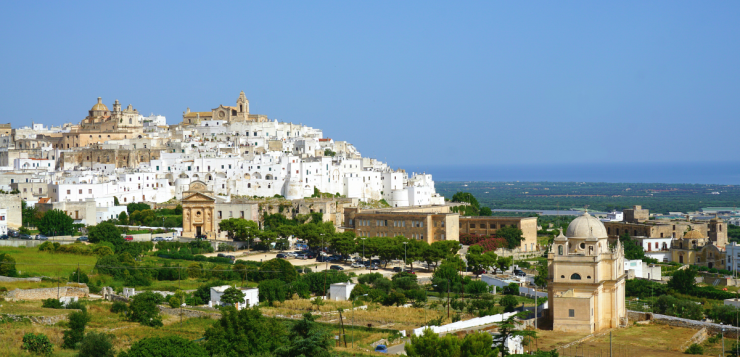 What to see in Ostuni, the white city of Puglia