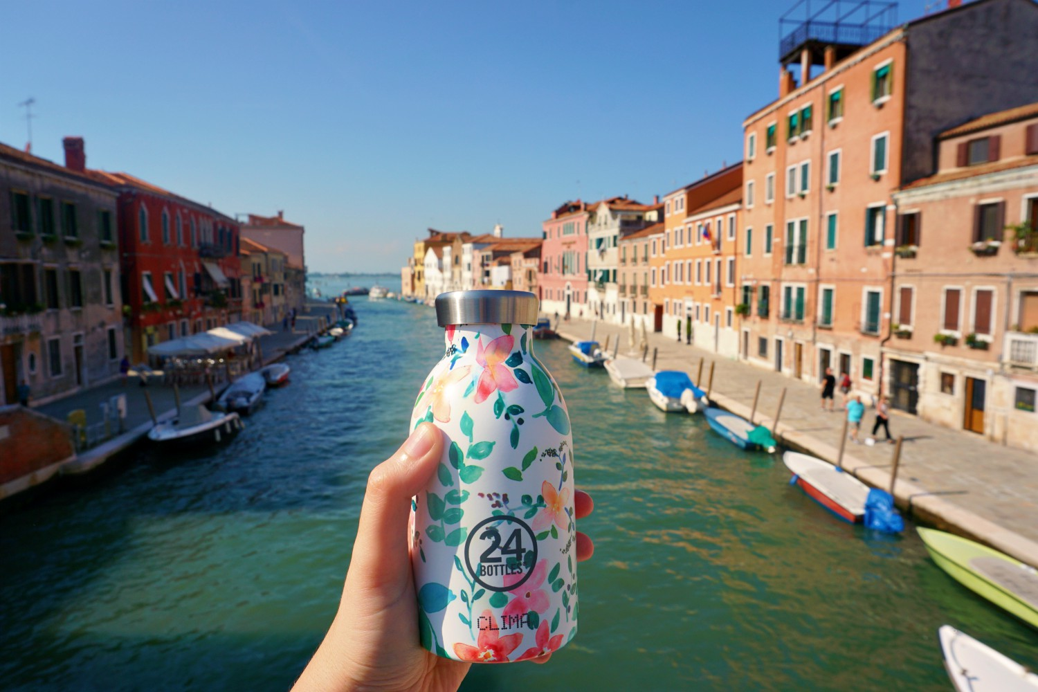 Is venice water drinkable? with 24 Bottles