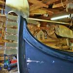 Gondola detail